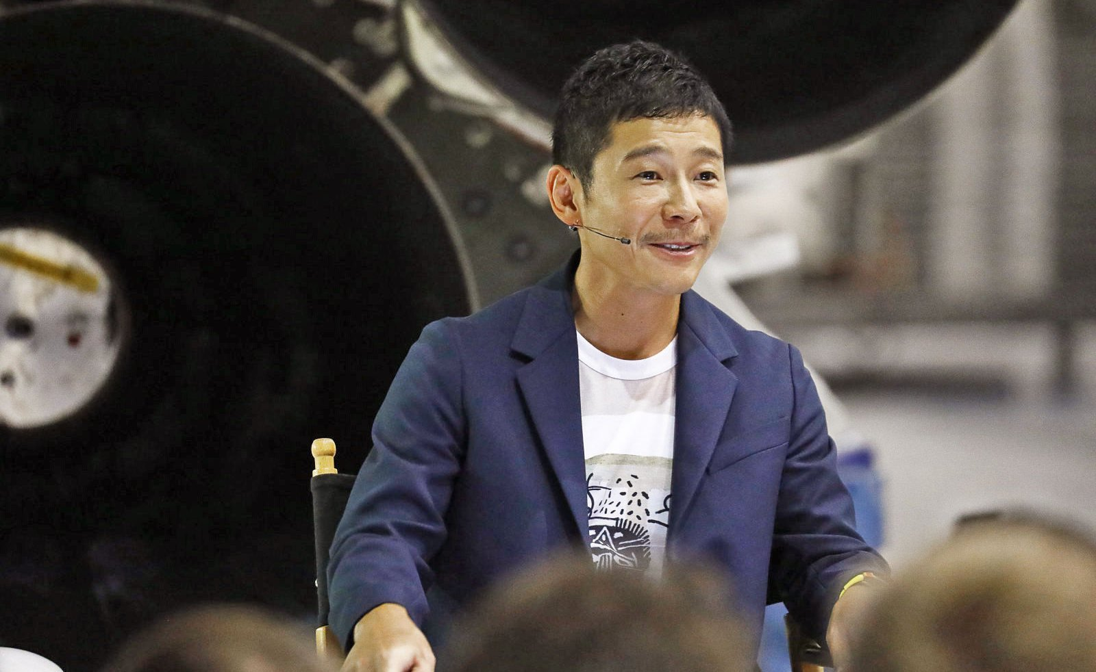 Japanese Billionaire Yusaku Maezawa Will Be The First Moon