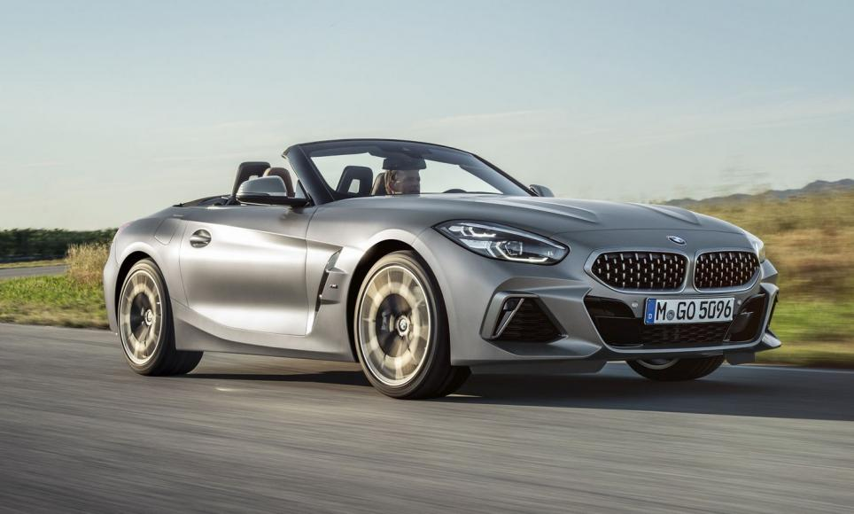 2019 Bmw Z4 30i And 2020 M40i Officially Unveiled Arrives In March 2019