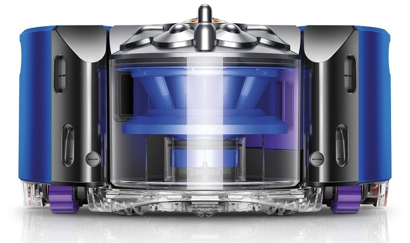 Check Out The Dyson 360 Heurist  A Sleek Vacuum Cleaner