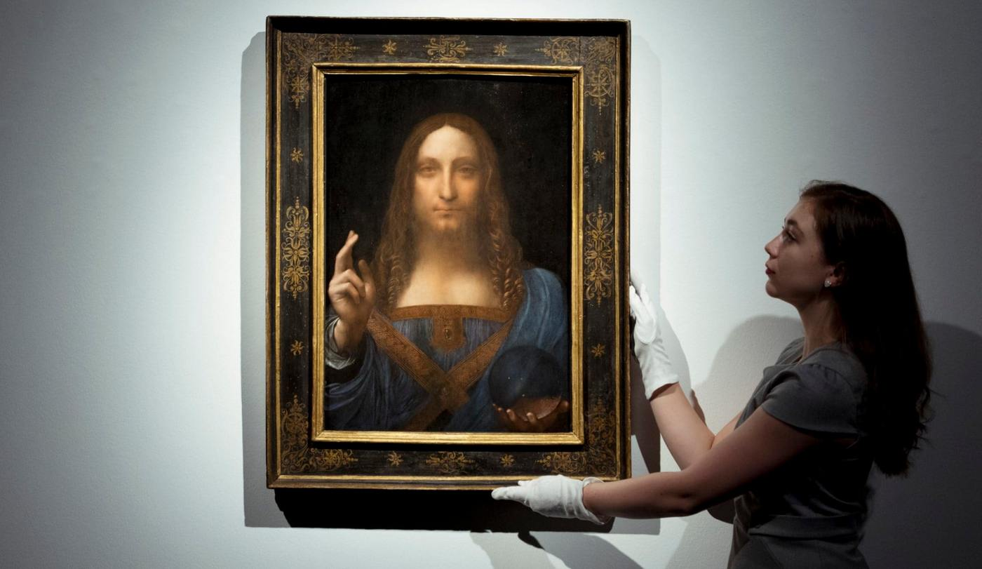 Great City Cars >> Abu Dhabi to display the world's most expensive painting ...