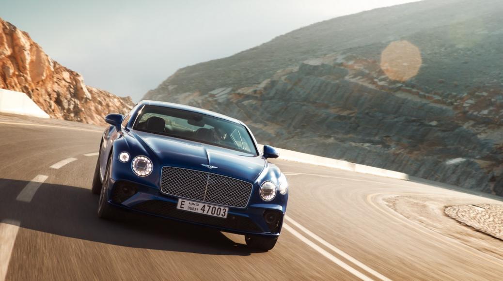 Bentley Continental GT_Dynamic 1