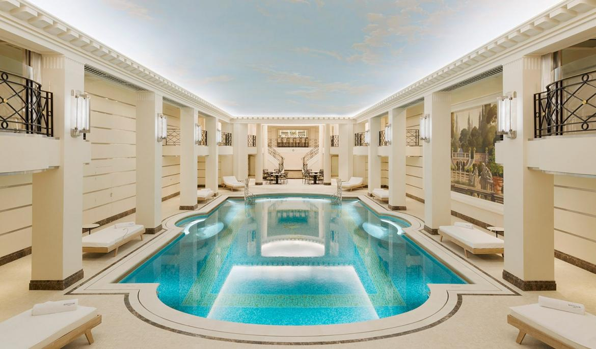 Flipboard great new amex offer for luxury collection for The luxury collection hotel