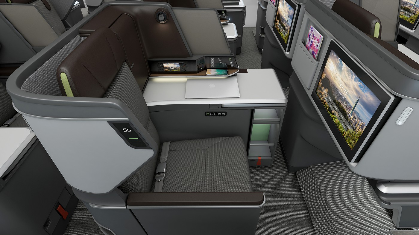 Bmw Designworks Partners With Eva Air For New Business