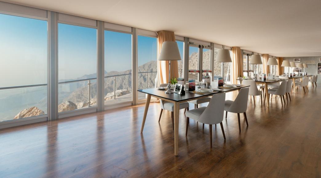 HERO - Bentley Peak of Luxury_Dining Room