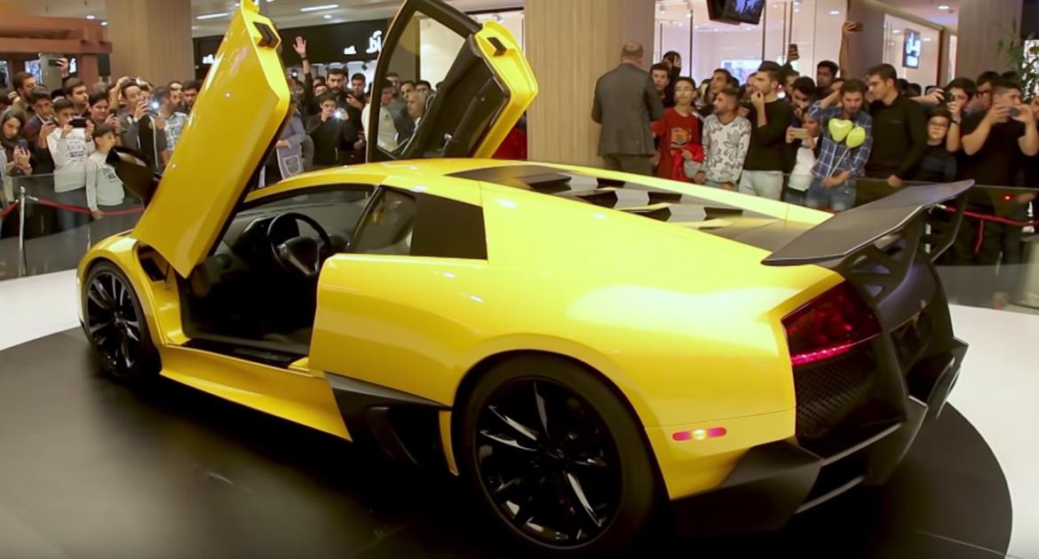 Iran S Answer To The Supercar World Is This Knock Off Lamborghini