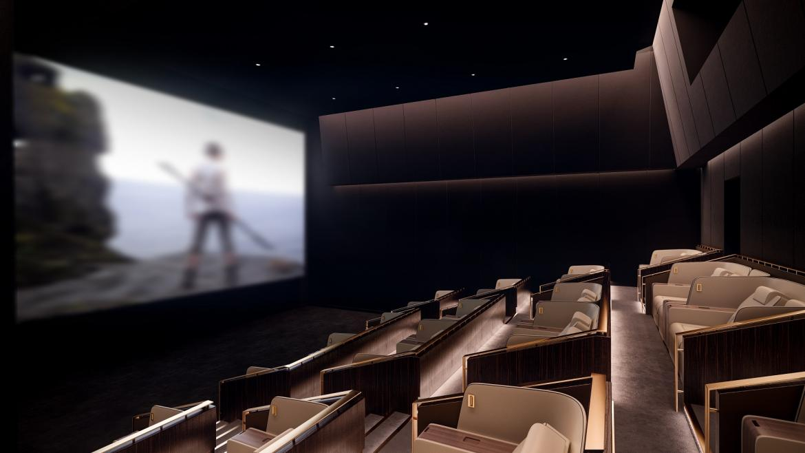 This Movie Hall In Dubai Is So Luxurious It Could Put The
