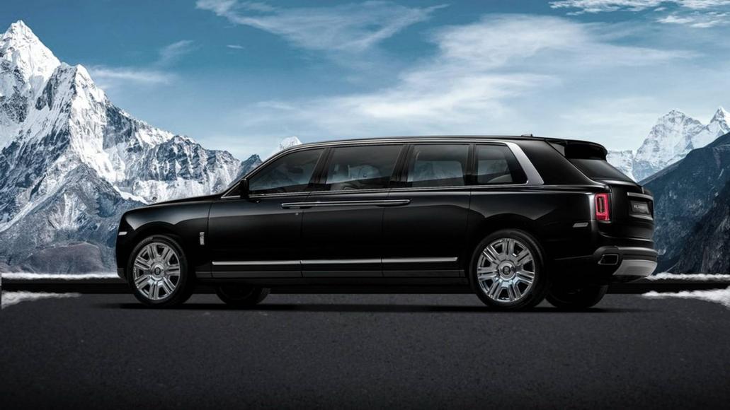 Rolls-Royce Cullinan limo (3)