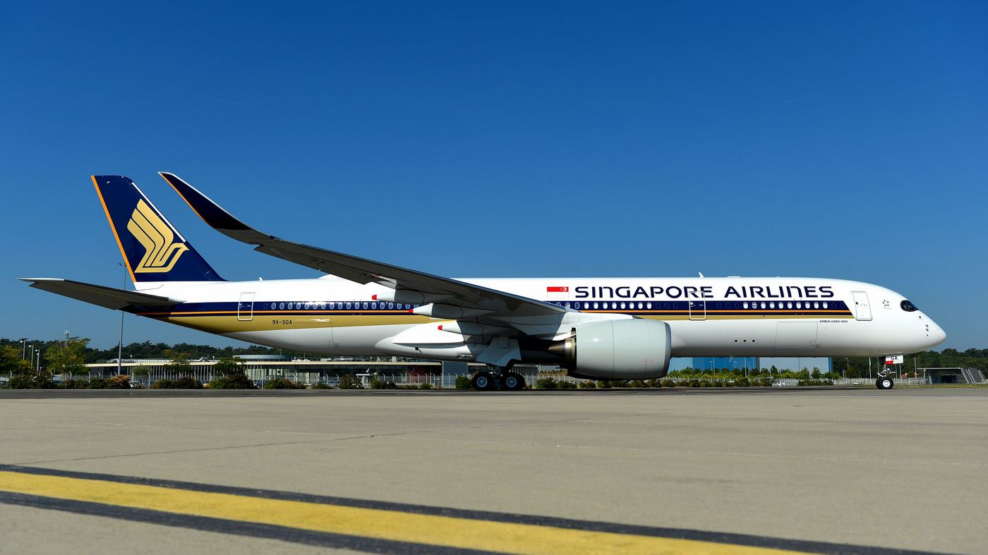 20 hours non stop - Singapore Airlines to start the worlds longest flight (it has no economy class) -