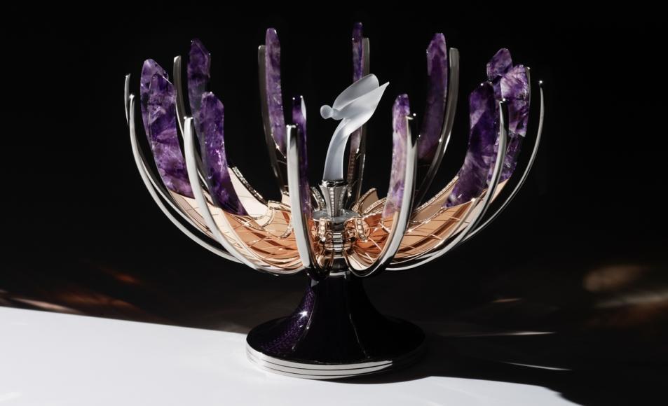Spirit of Ecstasy Faberge Egg (2)