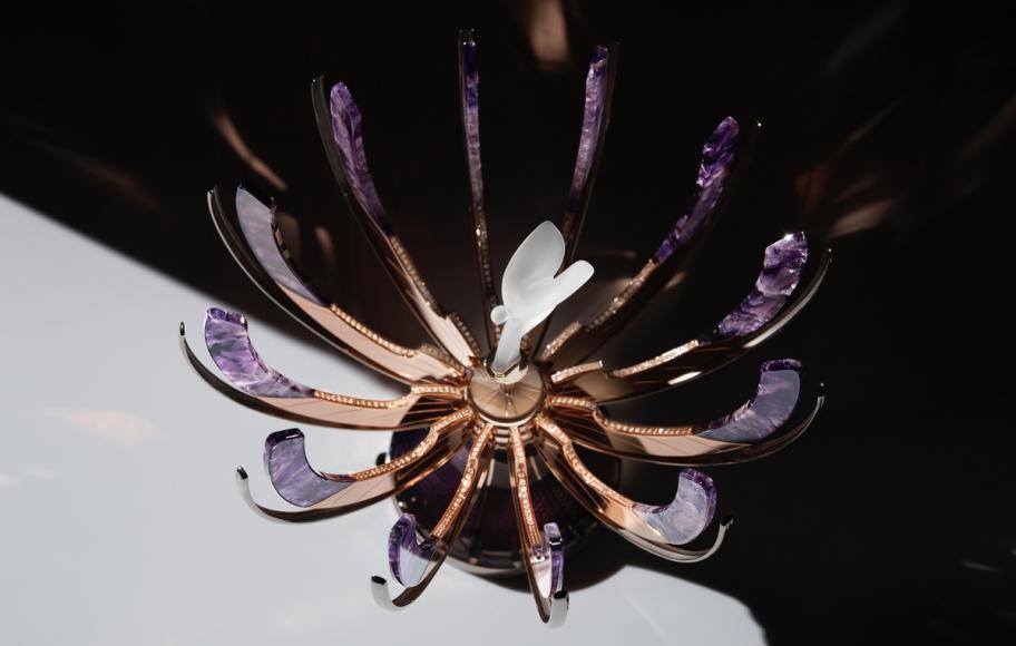 Spirit of Ecstasy Faberge Egg (4)