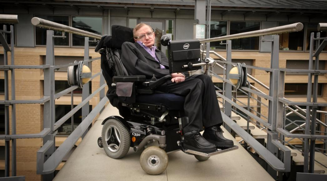 Professor Stephen William Hawking, CH, CBE, FRS, FRSA,