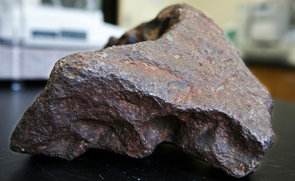 A 30 Year Old Doorstop Has Been Identified As A Meteorite
