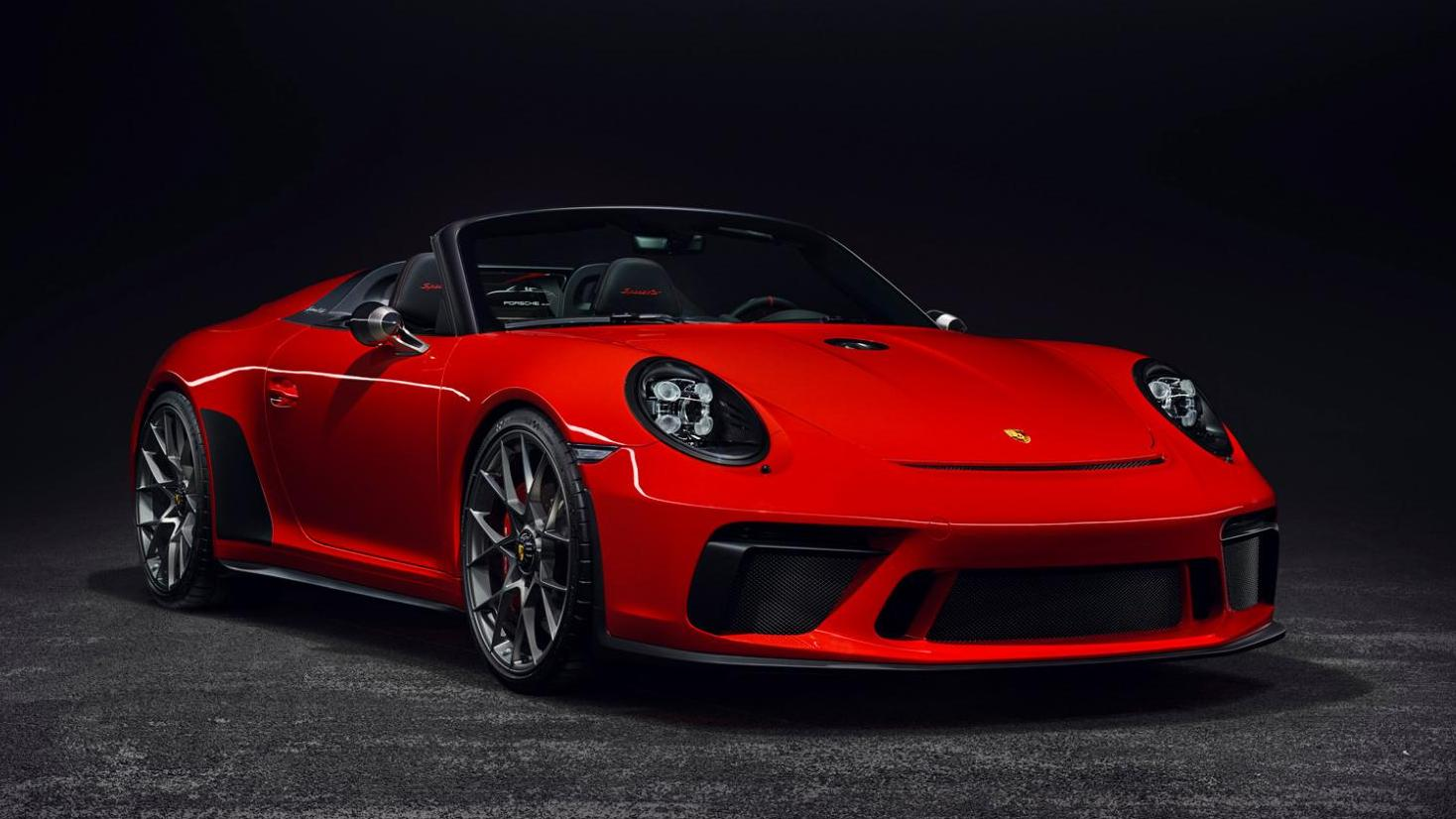 Porsche's incredible 500-hp 911 Speedster confirmed for production -