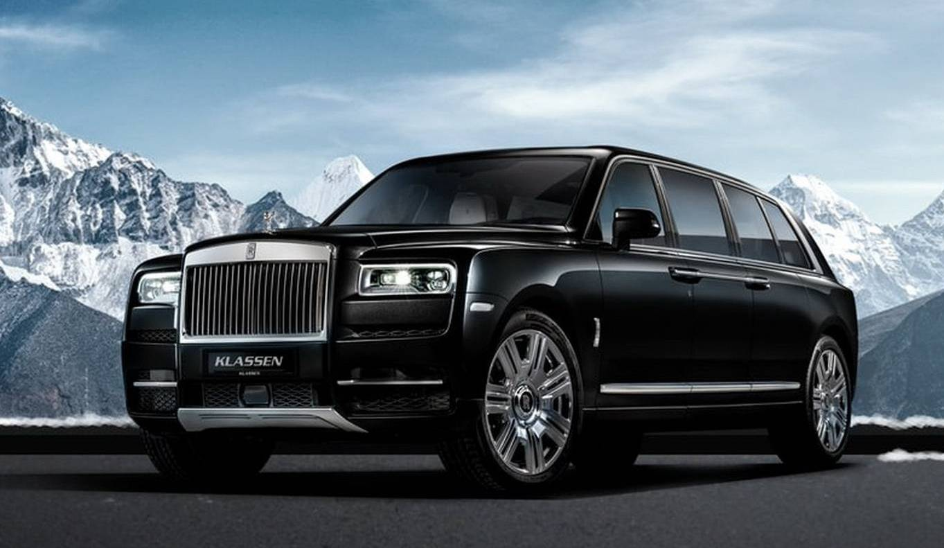 Permalink to Rolls Royce Cullinan
