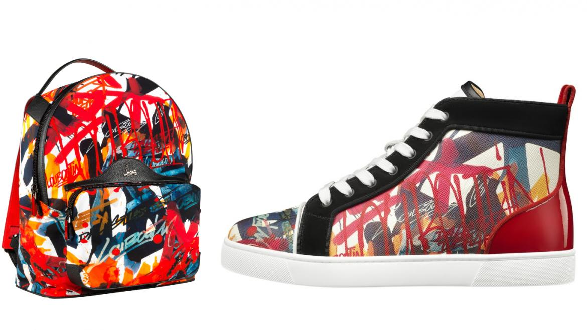c2fb56e255f Christian Louboutin kicks off Spring-Summer 2019 season with a fresh ...