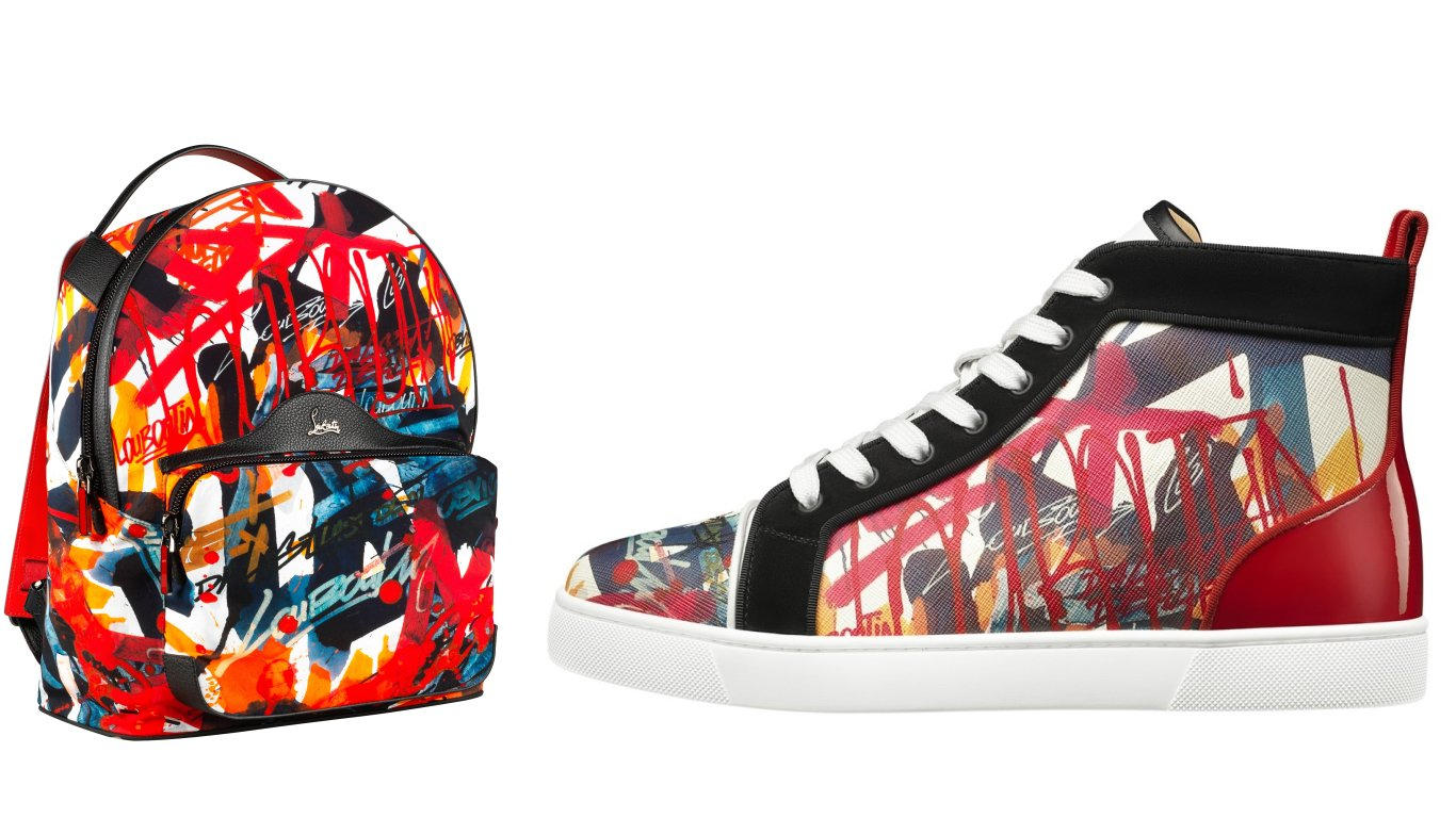 Christian Louboutin kicks off Spring-Summer 2019 season with a fresh, city-inspired collection -
