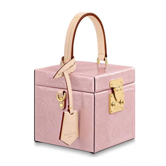 Louis-Vuitton-Bleeker-Box-Bag-Vernis-Rose