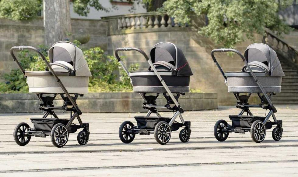 Mercedes-Benz baby carriage Avantgarde (1)