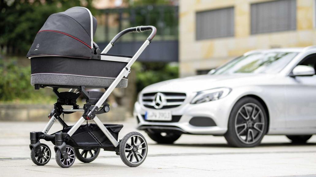 Mercedes-Benz baby carriage Avantgarde (2)