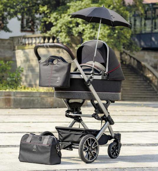 Mercedes-Benz baby carriage Avantgarde (4)