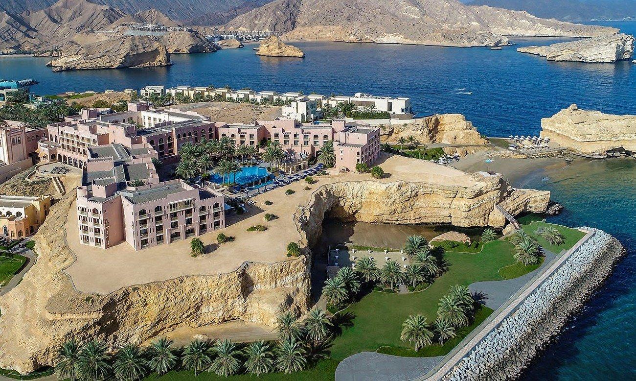 Hotel Review Shangri La Al Husn Muscat Oman