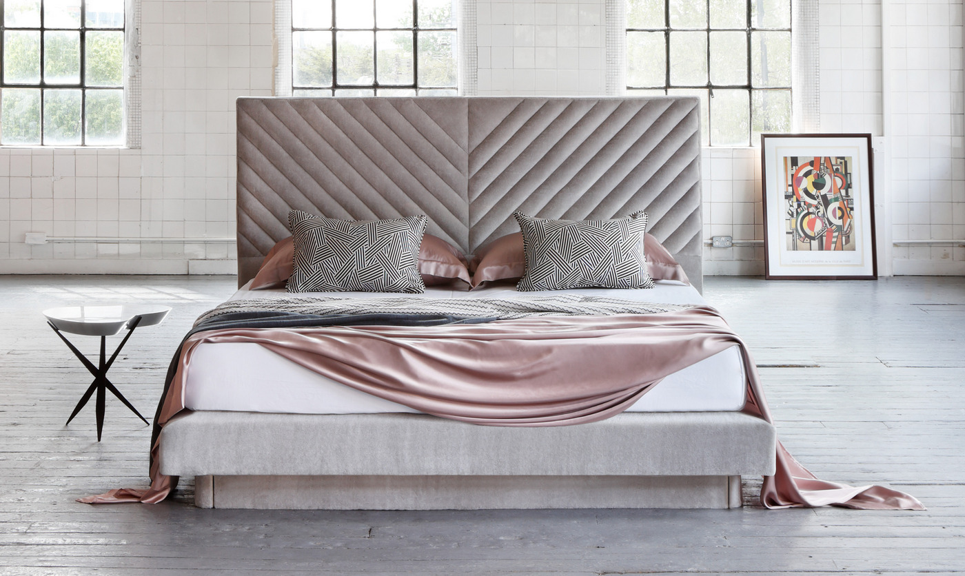 Savior beds has collaborated with designer Nicole Fuller for a stylish $25,000 bed