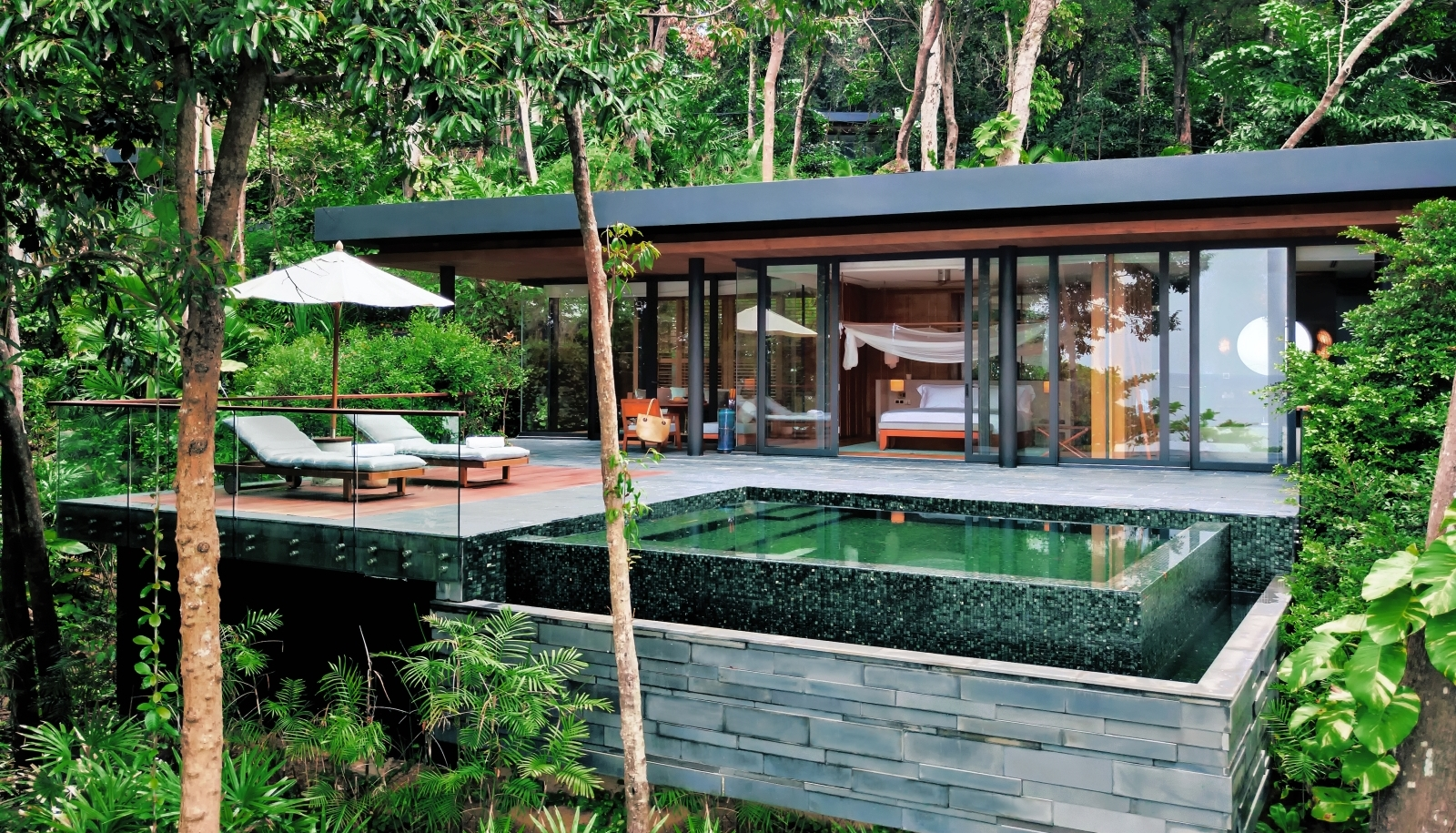 Built On A Private Island In Cambodia Take A Look Inside