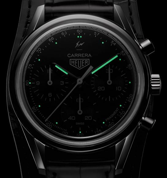 TAG Heuer Carrera Heuer 02 Fragment Limited Edition (4)
