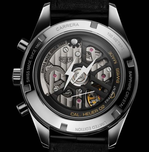 Risultati immagini per TAG Heuer has collaborated with a Japanese artist for a limited edition watch