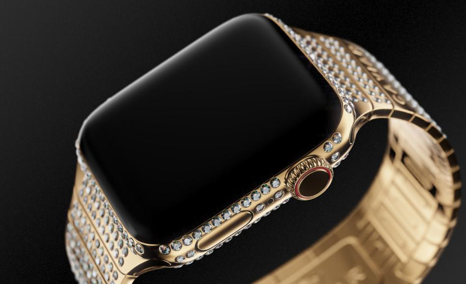 black-caviar-Apple Watch Series 4 (4)