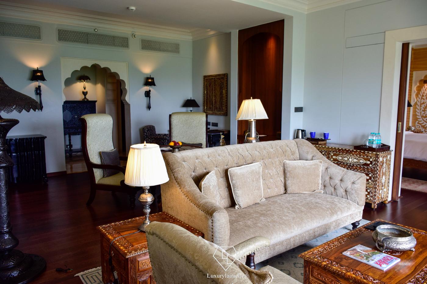 Rooms Review: Review: Fairmont Jaipur
