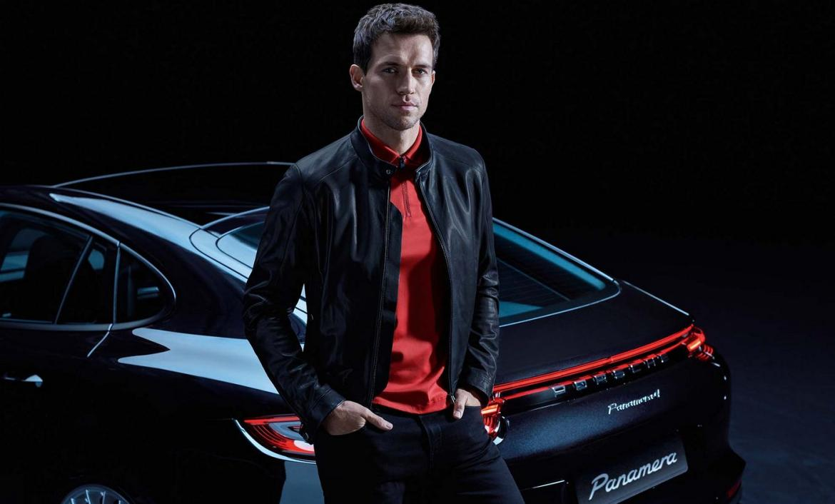 Hugo Boss x Porsche capsule collection is coming next month -