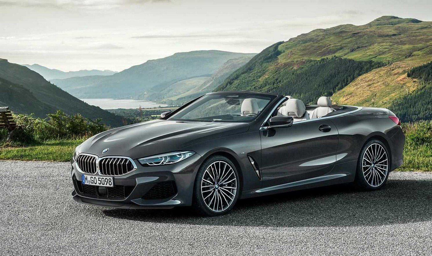 2019 Bmw 8 Series Convertible Images Specifications And