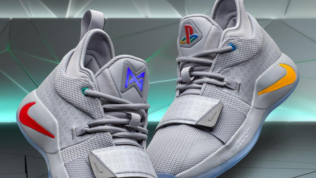 Nike Unveils New Limited Edition Playstation Inspired