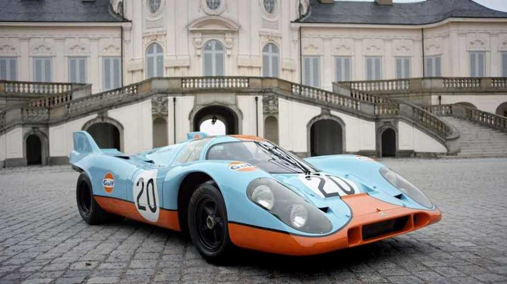 1 Porsche 917 K