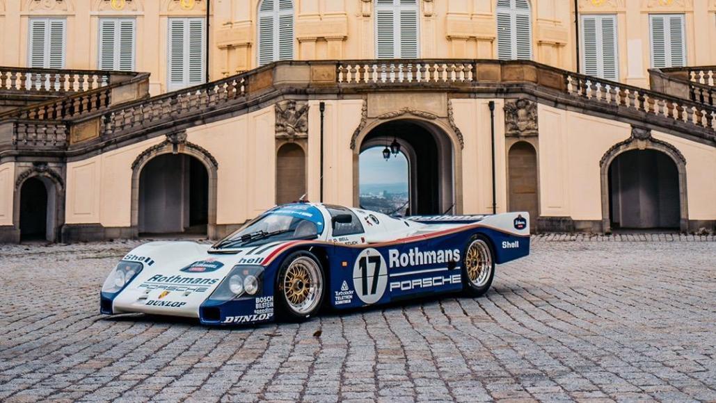 2 Porsche 956