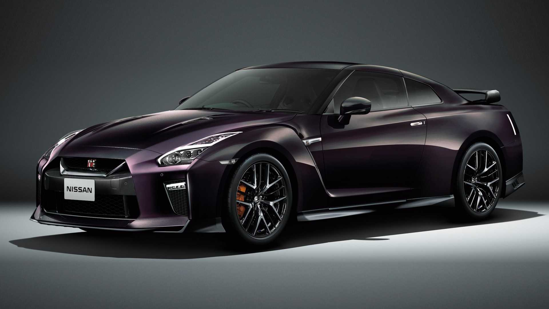Nissan introduces a Japan-only limited edition GT-R ...