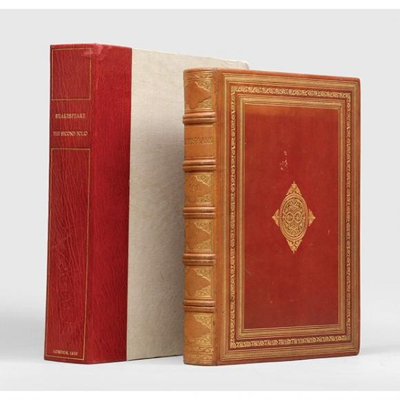 Comedies Histories and Tragedies Second Folio by Shakespeare (1)