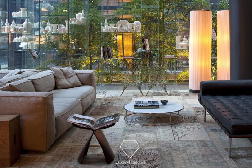 Conservatorium Hotel Lounge 2