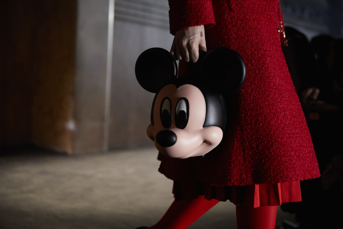 f26c6bfdc Gucci joins hands with Disney for its exclusive Mickey-Mouse inspired  handbag collection -