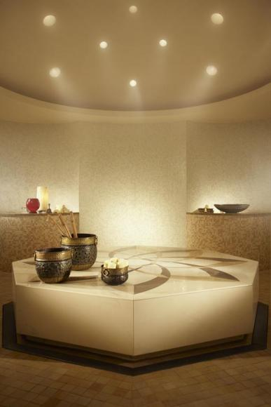 Hammam at CHI, The Spa