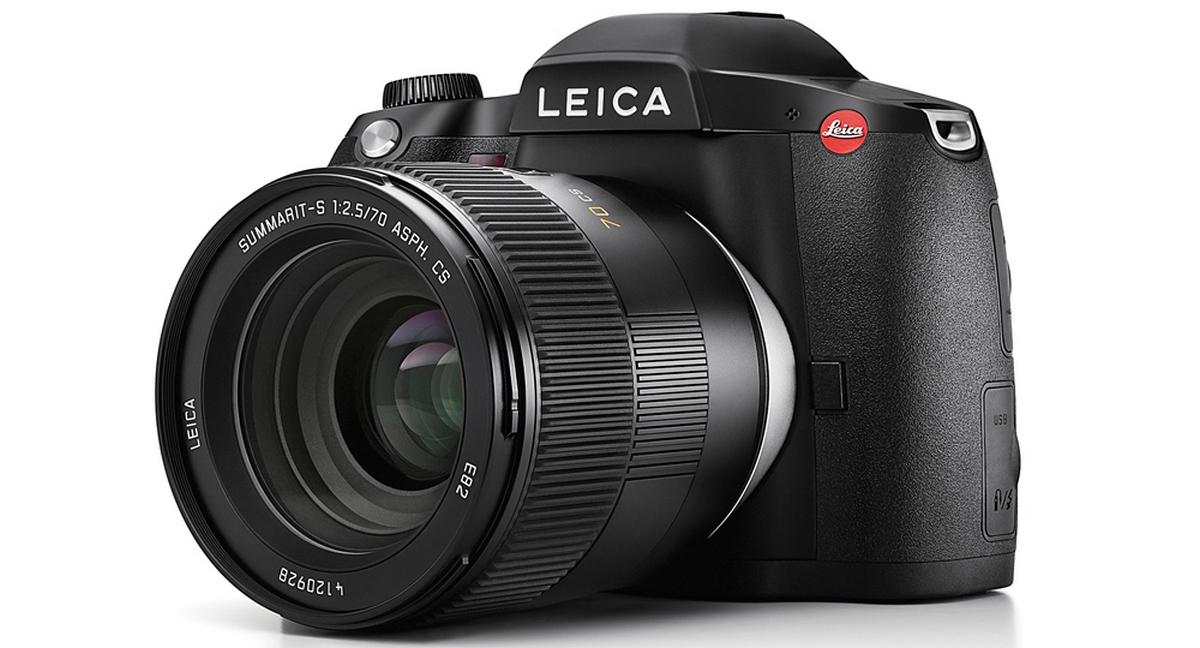 Leica's new flagship S3 medium format camera features a massive 64-megapixel sensor and shoots full 4K video -