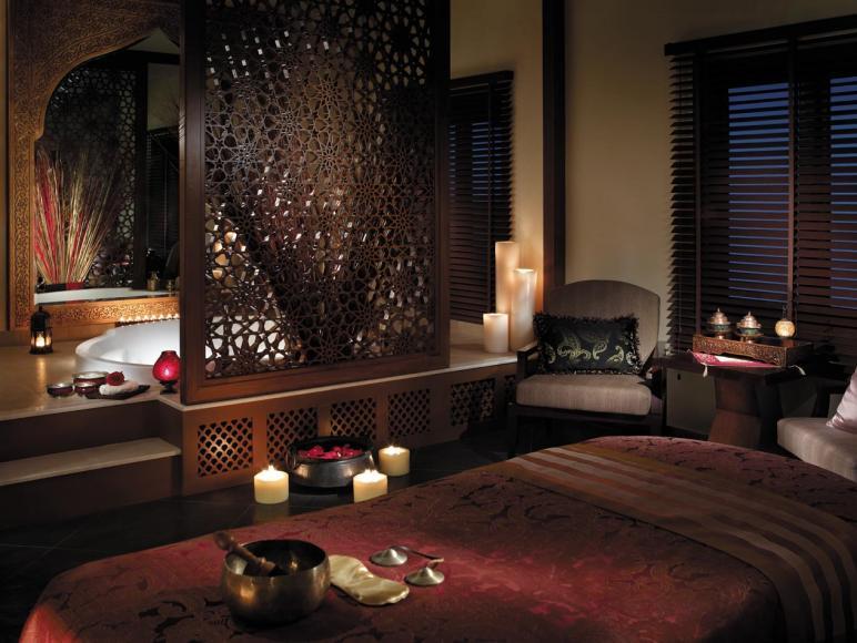 Private Treatment Villa