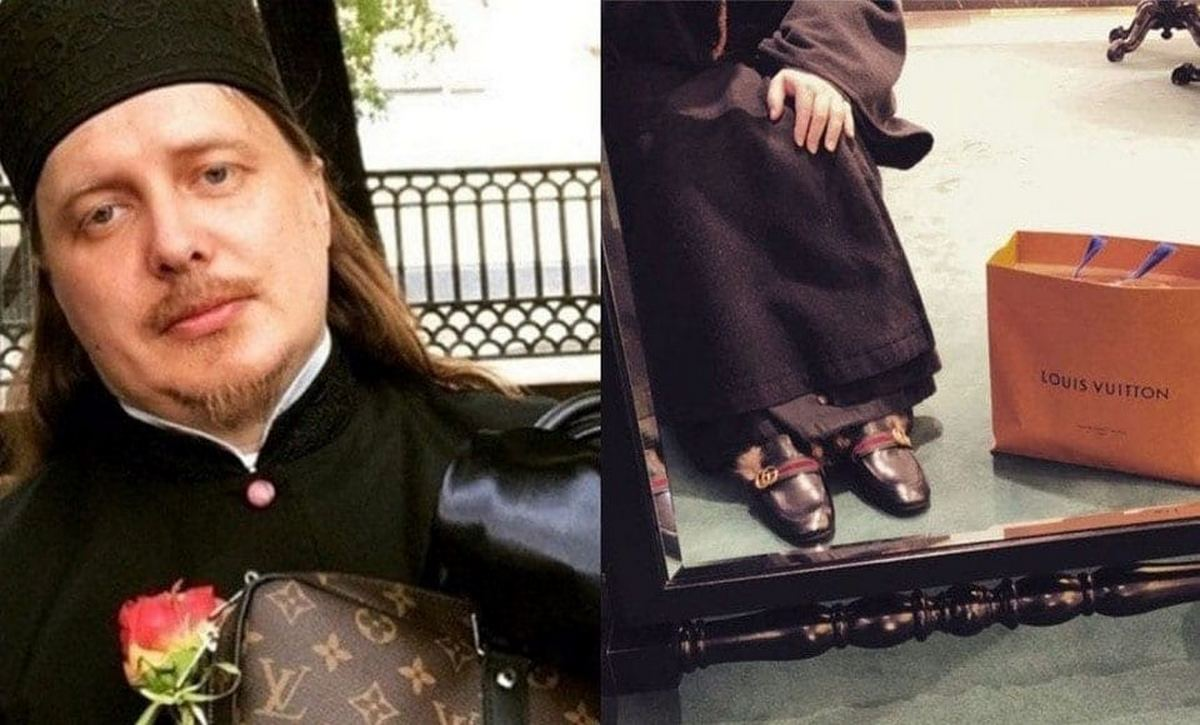 Russian Priest receives flak for showcasing luxurious lifestyle on Instagram