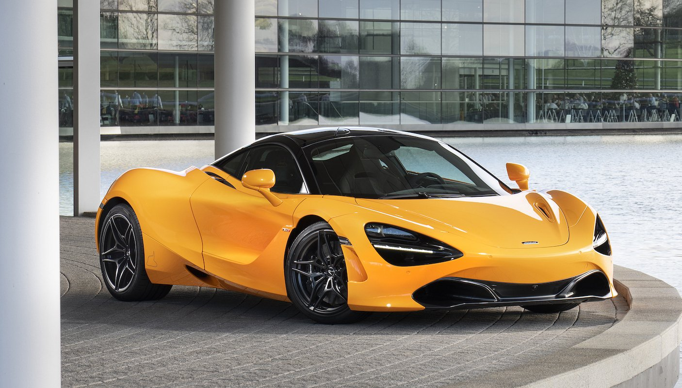 Only Three Of These Special Edition Mclaren 720s Cars Will