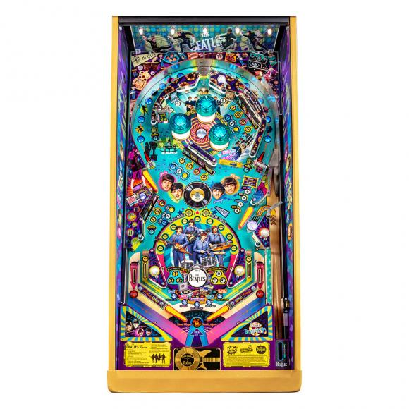 pinball machine Beatles (2)
