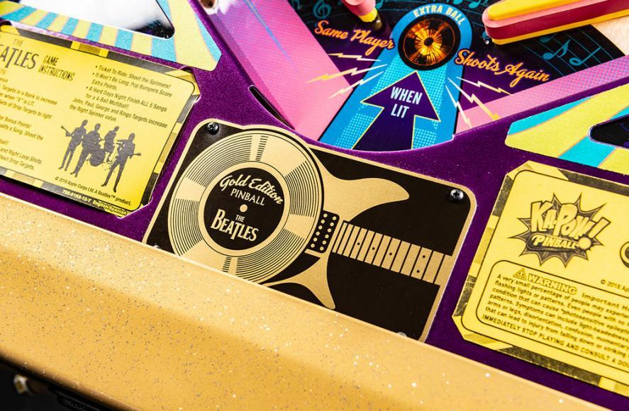 pinball machine Beatles (3)