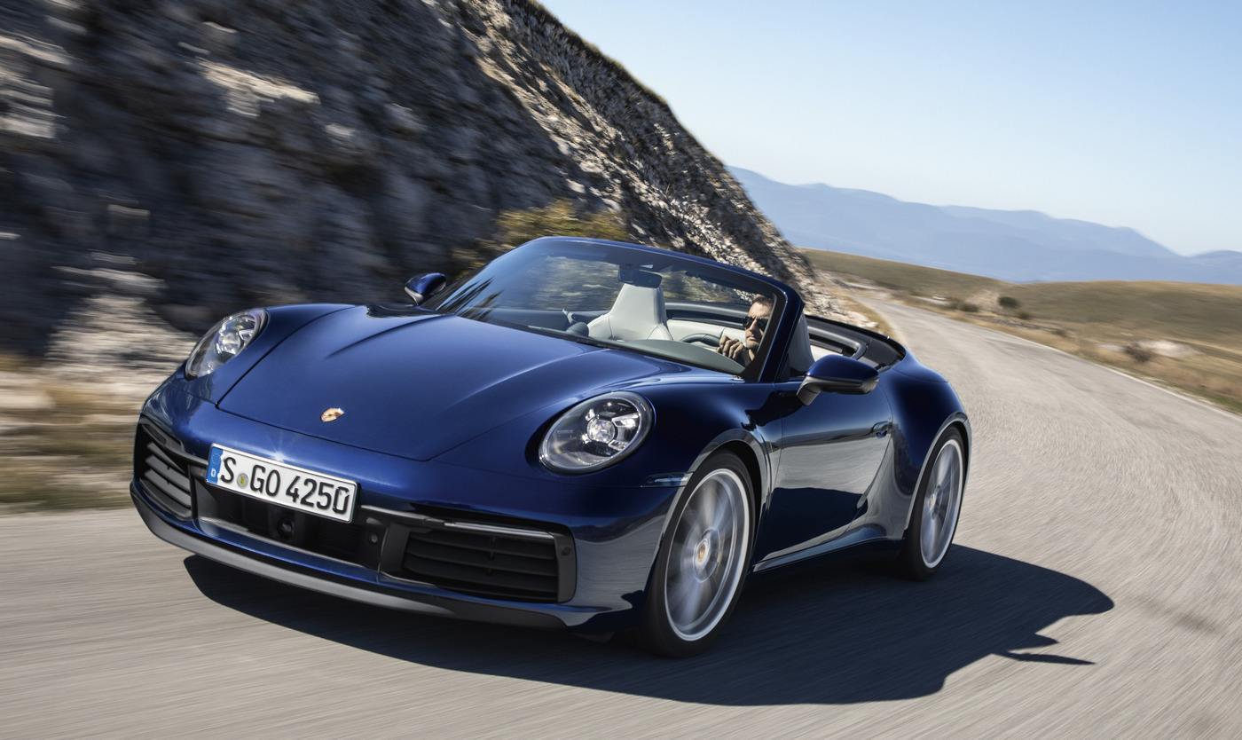 2020 Porsche 911 Cabriolet Goes Official And It Is