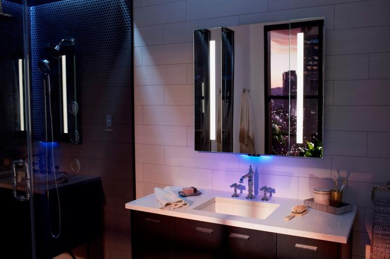 Kohler S New Intelligent Toilet Adds Alexa Support For A