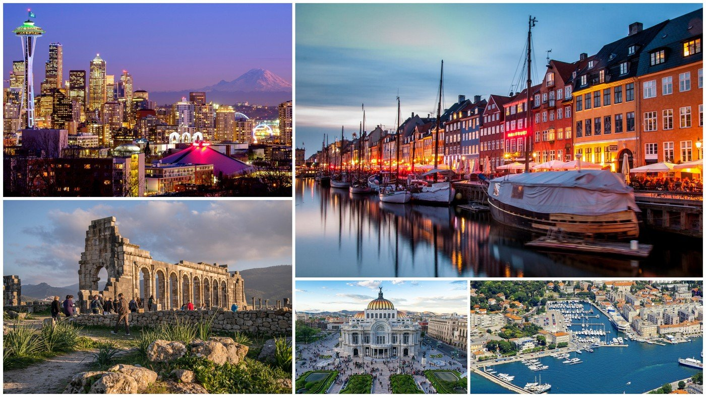 According to Lonely Planet - Here are the top 10 cities to visit in 2019 -